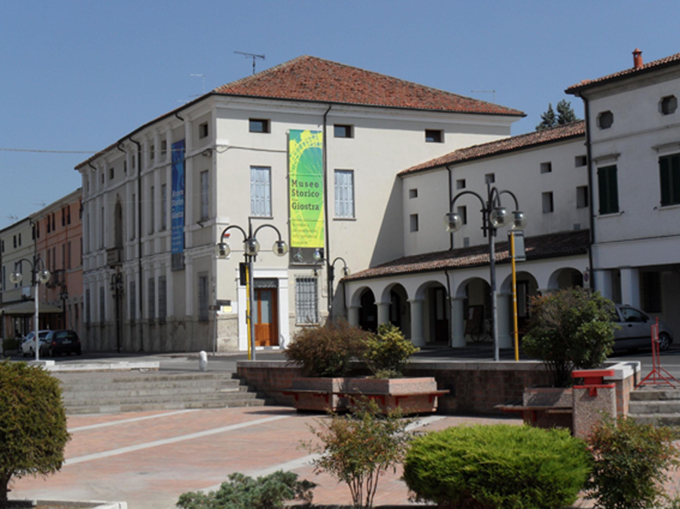 """Palazzo Strozzi, sede del """"Museo Storico della Giostra e dello Spettacolo Popolare"""""""